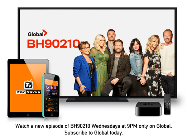 Watch a new episode of BH90210 Wednesdays at 9PM only on Global. Subscribe to Global today.