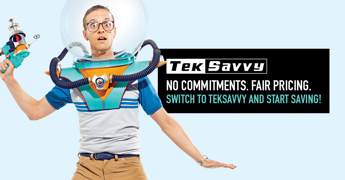 Shared Internet Resources Policy – TekSavvy